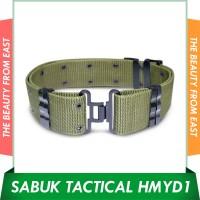 Sabuk HMYD BlackHawk Belt Militer Army Safety Tactical Belt TBE Color