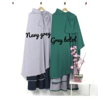 Abaya limited KANCING cadar niqob purdah set khimar jilbab set hijab s