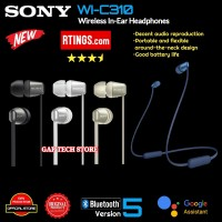 Sony WI C310 / WI C 310 Wireless Neck-Band Earphones Original