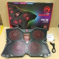 MARVO Scorpion FN-38 Gaming Fan Notebook Cooler Pad