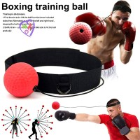 1PC Fighting Boxing Reflex Ball For Reflex Speed Training Boxing Punch Ball-PLV