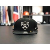 OAKLAND RAIDERS CARHARTT X 47 CAPTAIN SNAPBACK