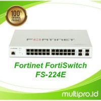 Fortinet FortiSwitch FS-224E, FC-10-W0300-247-02-12