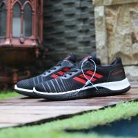 sepatu adidas solarglide sport running casual pria sneakers premium