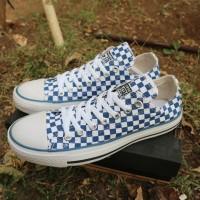 sepatu converse checkerboard premium catur kotak bnib best seller
