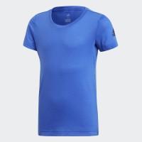 YG PRIME TEE CF7220 T-SHIRT - BLUE