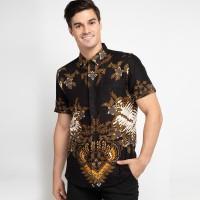[Arthesian] Kemeja Batik Pria - Reinaldo Batik Semi Dobby