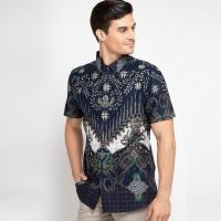 [Arthesian] Kemeja Batik Pria - Jafar Batik Printing