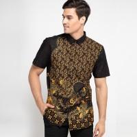 [Arthesian] Kemeja Batik Pria - Faresta Batik Printing