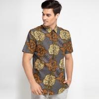 [Arthesian] Kemeja Batik Pria - Jindre Batik Printing