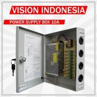 BOX POWER SUPPLY / POWER SUPPLY BOX 10A