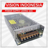 POWER SUPPLY JARING 10A / ADAPTOR SWITCHING 10A 12V