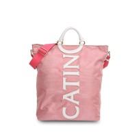 Les Catino Fumi Crossbody New Dusty Pink
