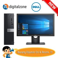 Dell OptiPlex 5070 MT - i5-9500 4GB 1TB WIN10 PRO 20-INCH MONITOR
