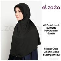 Bergo Jilbab Hijab Instan AP ZARIA SAHARA L ELZATTA Original