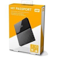 WD My Passport Ultra 2TB New Edition - HDD / HD / Harddisk External