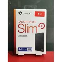 Harddisk External Seagate Backup Plus Slim 1TB