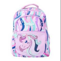 Ransel Anak Perempuan Tas Smiggle Backpack Flamingo Unicorn SBIC06441