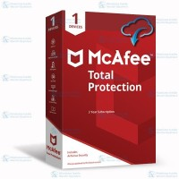 McAfee® Total Protection™ Software ORIGINAL CODE [1Device / 3 year]