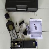 Paket Komplit Sound Level Meter PCE-322A + sofware + Calibrator sc