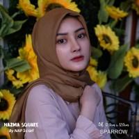 Hijab Nazma Square Sparrow