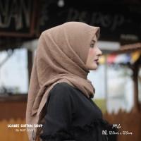 Hijab Square Cotton Drop Milo