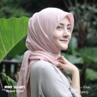 Hijab Mimi Square Soft Candy