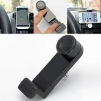 Car Holder Jepit hp Gps Murah / Aksesoris Handphone