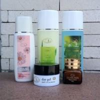 Paket Kulit Kering Berjerawat/Komedo/Bruntusan Ella Skin Care