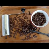 Kopi Arabika Black Honey 200gr Biji/Bubuk Bandung