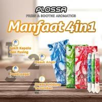 PLOSSA - Minyak Angin Aromatherapy 10 ml