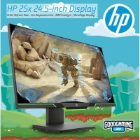 HP 25x 24.5-inch 144 Gaming Monitor 1ms Response Time