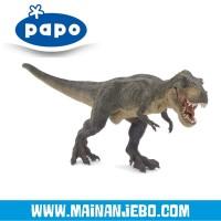 PAPO Dinosaurus - Green Running T-Rex