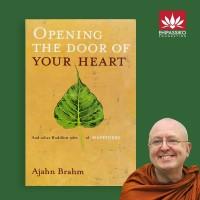 Inggris - Opening the Door of Your Heart Ajahn Brahm