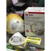 Masker N95 merk 3M perbox isi 20