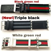 Strap Apple watch iwatch series 5 4 3 2 Gucci import high quality