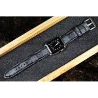 Strap apple watch LV leather motif iwatch 5 4 3 2 premium 42 44 mm