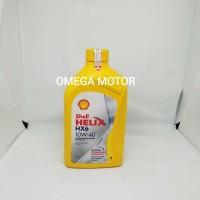 Shell Helix HX6 10W-40 Pelumas Mesin Mobil 1L