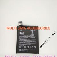 Baterai Xiaomi BM46 redmi Note 3/3 Pro Original battery