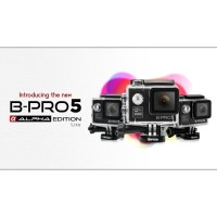 Actioncam Brica B-Pro 5 Alpha Edition Lite - Black - GARANSI RESMI