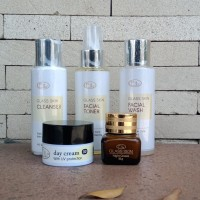 Paket Kombinasi Kulit Normal Berjerawat Ella Skin Care Glowing Series