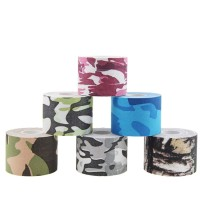CAMO Style KINESIOLOGY TAPPING 5cm x 5m KINESIO tape otot taping sport - BION