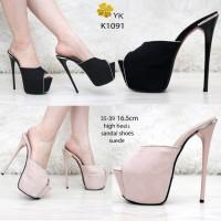 Ykshoes 0745 High Heels 17cm 17 Cm Highheels Shoes Import Sepatu