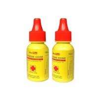 Povidone Iodine 15 ml. Kandungan Betadin. Obat Luka