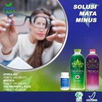 Maxi Pack Herbal Obat Menyembuhkan Mata Minus Cepat Terbaik Izin BPOM