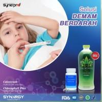 Colostrum   Chlorophyll - Obat Menaikan Trombosit Anak