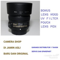 Lensa Nikon Af-S 50Mm F 1 8G Uv Filter Paling Murah