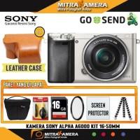 Sony Alpha A6000 Kit 16-50Mm Paket Yes Sony A6000 Sony TERMURAH