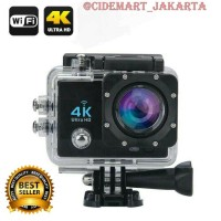 Original Camera Action 4K Wifi Go Pro Kogan Ultra Hd Te TERLARIS