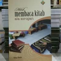 Metode Membaca Kitab Ala Sorogan